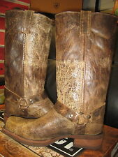 Code West Women's CW5377 Boots Aged Harness size 6 M NEW