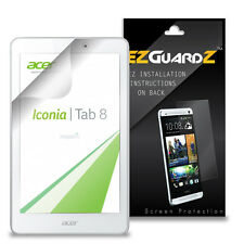 1X EZguardz LCD Screen Protector Shield HD 1X For Acer Iconia Tab 8 A1-840 FHD