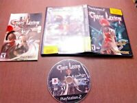 Sony PlayStation 2 PS2 CIB Complete Tested Chaos Legion Ships Fast