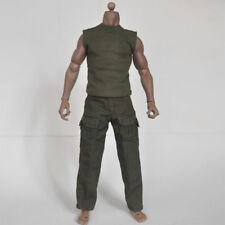 1/6 scale Green suit special soldier shirt pants fit Sabretooth