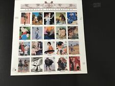 American Illustrators-Classic Collection Sheet of 20 stamps
