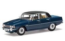 Corgi Vanguards 1/43 VA06520 Rover P6 3500S Scarab Blue, Export Spec RHD