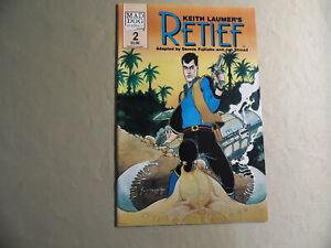 Kieth Laumer's Retief #2 (Mad Dog Graphics 1987) Free Domestic Shipping