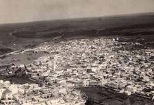 Hajer Bouyoud Panorama Morocco old Aerial Photo 1920