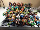 Lot of 36 - VINTAGE 1990s TEENAGE MUTANT NINJA TURTLES TOYS Playmate Toys Mirage