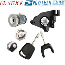 Complete Vehicle Lockset & 2 Keys 1479660 For Ford Fiesta MK V Fusion 1479660 LO
