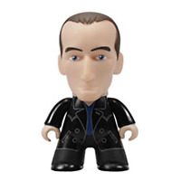 Titans' Doctor Who 'Fantastic' Vinyl Figure - 9TH DOCTOR (2/20)