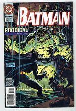 DC Comics Provenance US - Batman N°512 - Novembre 1994 - Prodigal 1