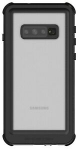Waterproof Galaxy S10, S10+ Plus, S10e Case with Screen Protector Full Body Seal