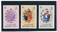 BRUNEI 1981 Royal Wedding