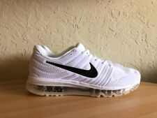 NEW Nike Air Max 2017 White Men s Running Shoes US 12 03a34b7f7