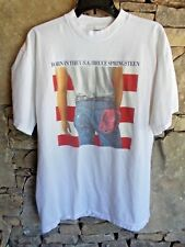 BORN IN THE USA BRUCE SPRINGSTEEN T-SHIRT SIZE XL VINTAGE 1999 SSLV CREW 6/5/84