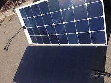 latest textured 100 Watt 12V Flexible Solar Panel with SunPower Solar Cells 20v