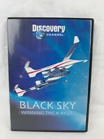 DVD Discovery Channel - Black Sky Winning The Prize -