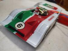 Lucky (Hong Kong) White/Red/Green Porsche 917/10 (Castrol) Plastic/Electric 1:24