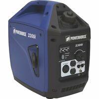 Powerhorse Portable Inverter Generator — 2300 Surge Watts, 1800 Rated Watts