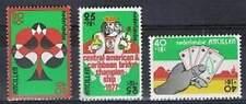 Ned. Antillen postfris 1977 MNH 541-543 - Amphilex / Bridge