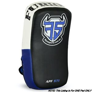 Flare MMA Kick Boxing Strike Shield Thai Pad Focus Target Boxing Hook Arm 1 pad