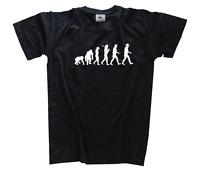 Standard Edition Alien Ausserirdischer UFO Evolution T-Shirt S-XXXL