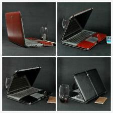Case For MacBook Air Pro Retina 11 12 13.3 15.4 PU Leather Premium Sleeve Cover