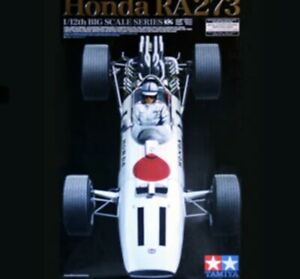Tamiya 1/12 Honda F-1 Ra273  Kit No# 12032