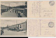 Bad Orb Truppenübungsplatz  Deutsche Feldpost 1916 Militär AK ww1 Weltkrieg (220