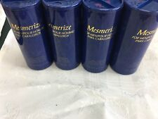 Lot of 4 Avon wild country Talc Powder 2.65 oz tubes new discontinued rare