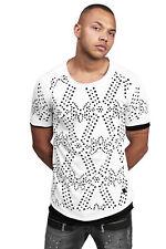 Herren T-Shirt Poloshirt Shirt Kurzarm Printshirt Polo Kurzarm 17056 John Kayna