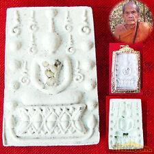 1 Phra Somdej Nawa Invincible Relics Trakrut Rich LP Moon THAI Buddha Amulet