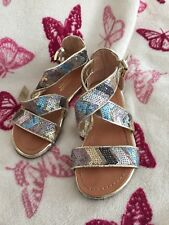 Monsoon Girls Sandals Infant Size 8