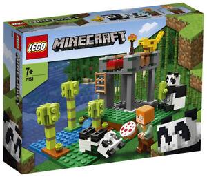 LEGO Minecraft Der Panda-Kindergarten - 21158
