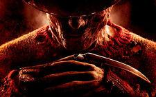 Lámina-Freddy Krueger Pesadilla En Elm Street (imagen de arte cartel)