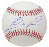 Ronald Acuna Jr. Signed Atlanta Braves MLB Baseball JSA