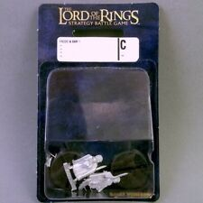 Frodo & Sam Fellowship of the Ring Variant OOP Lord of the Rings Citadel LOTR