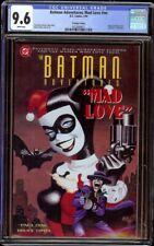 Batman Adventures Mad Love # NN CGC 9.6 White (DC, 1994) Prestige Format