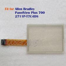 for Allen Bradley PanelView Plus 700 2711P-T7C4D8 2711PT7C4D8 Touch Screen Glass