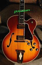 L-5 CES Jazz guitar 1978 MEMPHS Japanese Vintage Lawsuit Terada CShop  JVGuitars