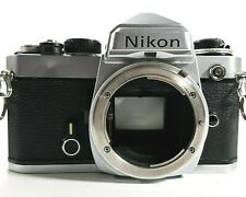 Nikon FE 35mm SLR Film Camera Body Only UK Fast Post