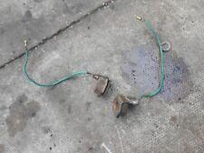 HONDA CM125 CM 125 FRONT INDICATORS NUTS EARTH WIRES