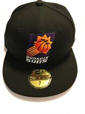 Phoenix Suns 59FIFTY Size 7 Fitted New Era Cap 55.8cm Color Black - $34.99MSRP