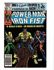 Power Man and Iron Fist # 78 : 3rd Appearance Sabretooth Marvel Comics Luke Cage