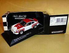 1/43 Minichamps *Porsche 911 RSR 2.8 * Test Car * Paul Ricard 1972