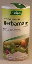 A. Vogel (Bioforce), herbamare ORIGINALE 500g versatile fresche Herb sea-salt
