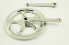 VINTAGE CLASSIC 60's 70's RACING SPORT BIKE SINGLE COTTERED CHAINWHEEL 46T 165mm