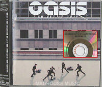 OASIS CD GO LET IT OUT JAPANESE PROMO w/ OBI 3 TRK NEW!