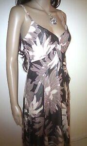 COAST Silk Designer Dress. Evening, Cocktail Party, Wedding, Formal.     SIZE 10