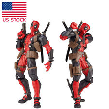 Deadpool Action Figures Marvel Toys Movie Select Variant Figure Model Collection