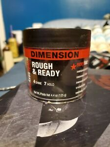 Sexy Hair Rough&Ready Styling Pudding 4.4oz Brand New
