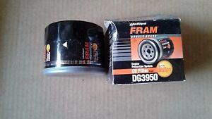 FRAM DG3950 ENGINE OIL FILTER NEW PH3950 PF1127 ASF44 B1404 3320 85380 51381