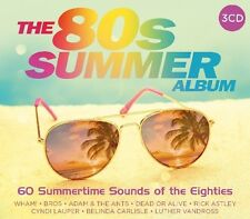 Various Artists - 80s Summer Album / Various [New CD] UK - Import